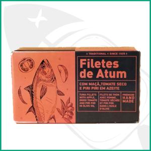 Conserva Atún con manzana, tomate seco y cayena