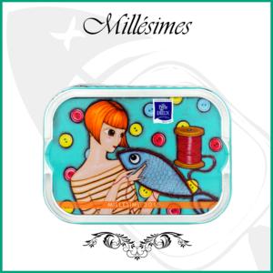 Sardinas MILLÉSIME 2015 -Lulu-