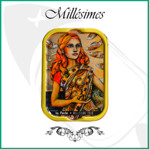 Sardinas MILLÉSIME 2018 –La Perle-
