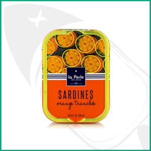 Lata de Sardinas a la naranja
