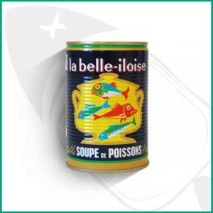Lata de conserva de Sopa pescado Bretona