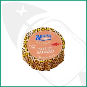 Lata de conserva Paté de salmón