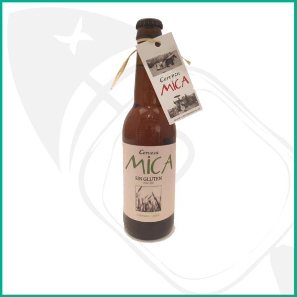 cerveza Mica sin gluten