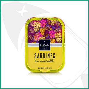 Sardinas con vino blanco muscadet