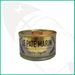 Rico paté tpico de la isla de Groix de cerdo, atún y algas