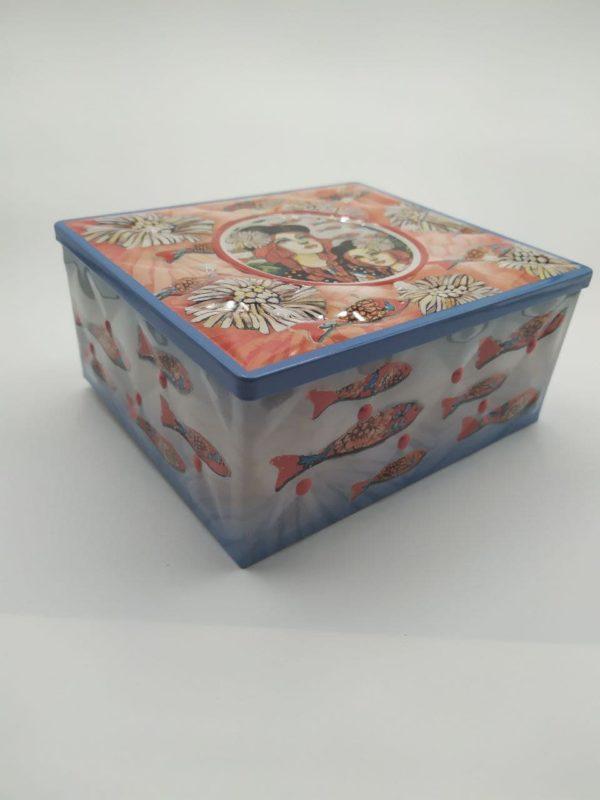 caja Delphine Cossais lateral