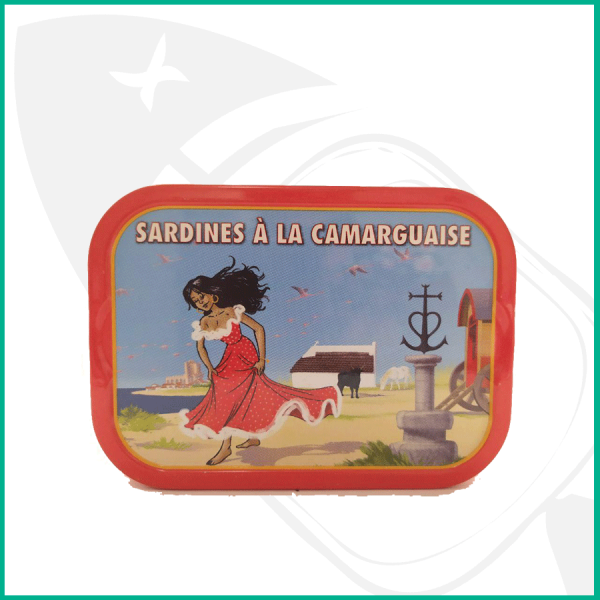 Conserva de Sardina estilo Camarga