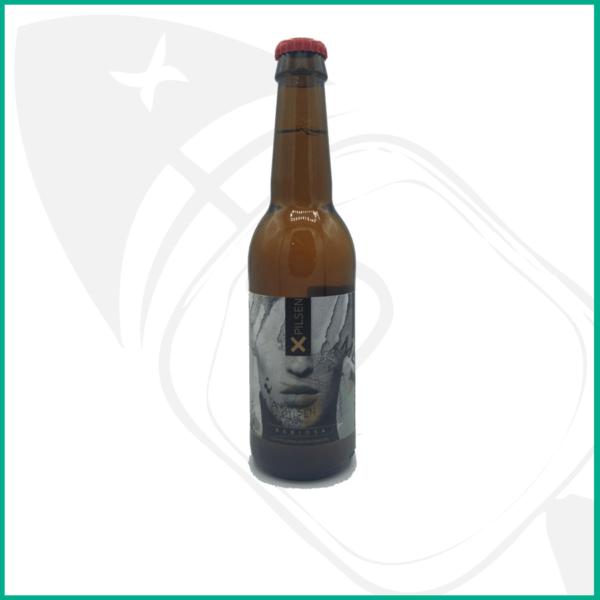 Cerveza artesanal Rabiosa Pilsen