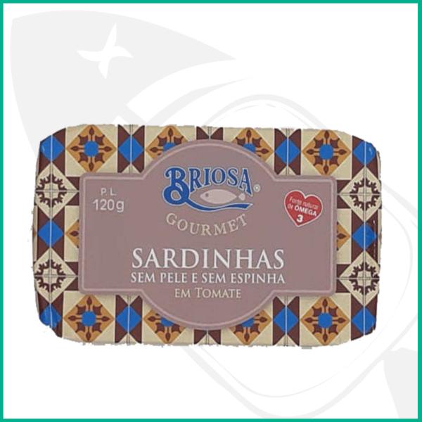 Sardinas sin piel y sin espinas con tomate